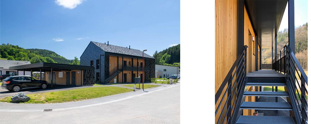 Vosges bioclimatique bois