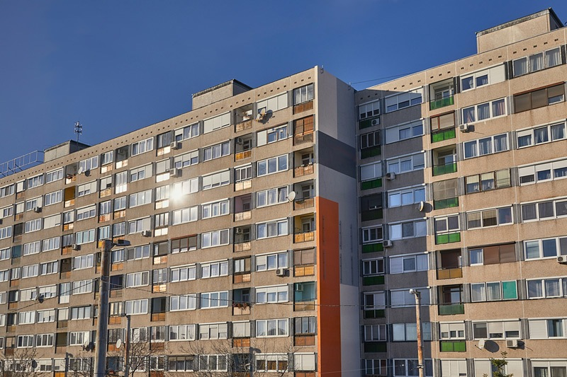 confinement habitations