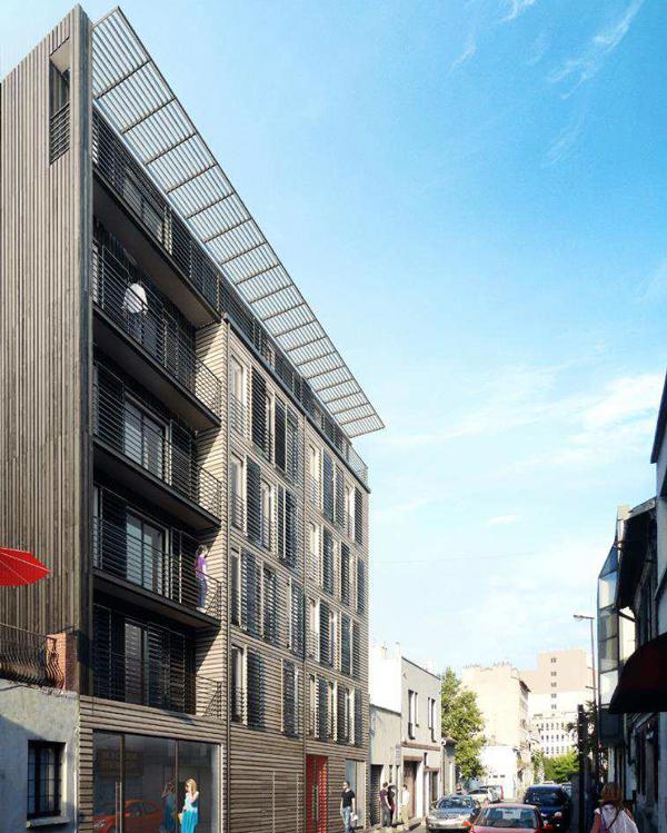 logements Grand Paris Habitat locaux