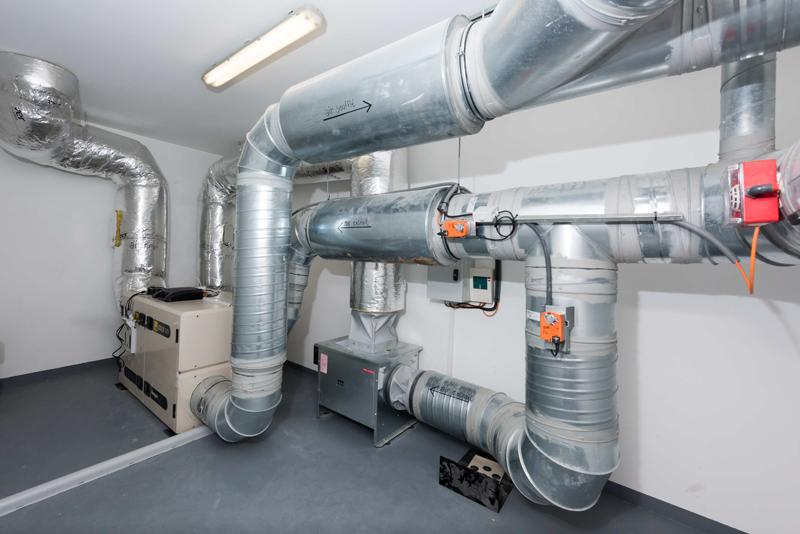 VMC double flux ventilation chauffage