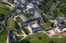 Création d'un pôle énergétique enterré au sein d'une abbaye