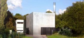 Chaufferie biomasse et cogénération à Vittel