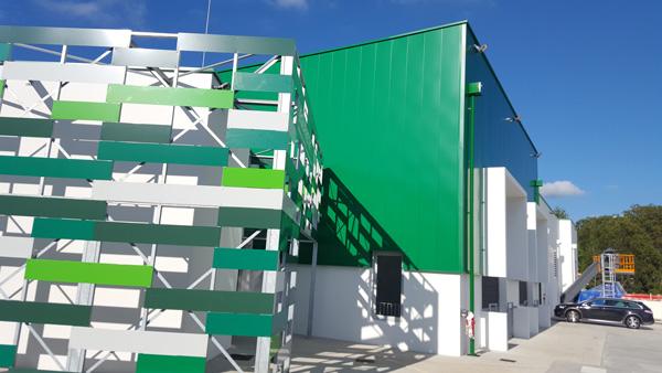 Chaufferie Biomasse Bayonne