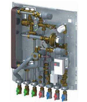 Combi Port Modular UFH