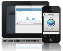 EcoConfortique tablette