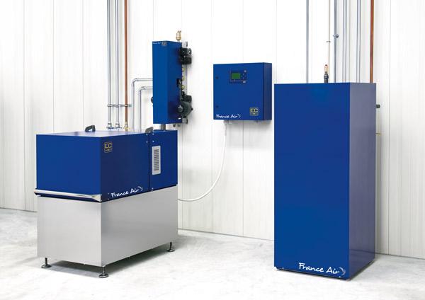 système de cogénération au gaz naturel