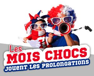 Les Mois Chocs saunier Duval