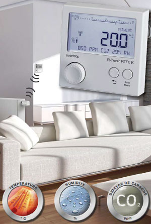 Thermostat d'ambiance R-Tronic