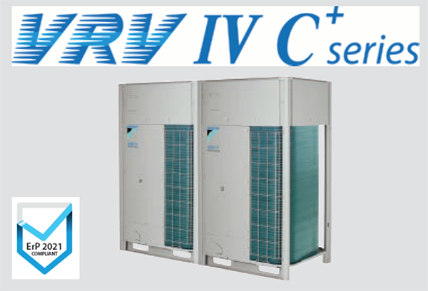 nouvelle gamme VRV IV C+