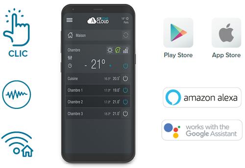 Airzone Cloud app