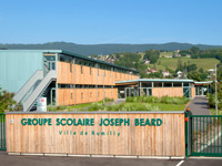 Ecole Joseph Beard à Rumilly