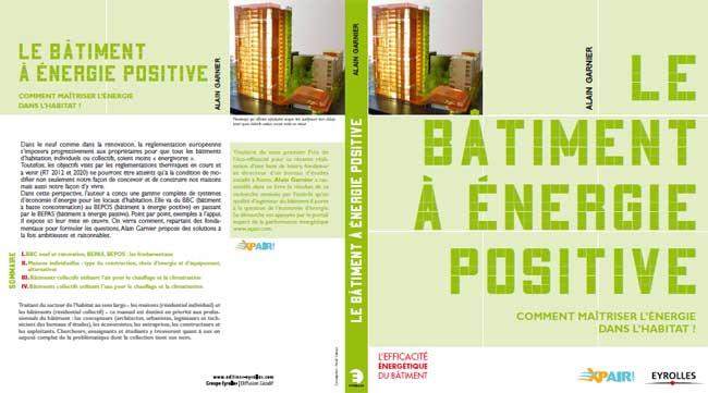 Le b timent energie positive en format papier et internet for Batiment energie positive