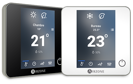Airzone Blueface thermostat