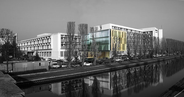 hôpital universitaire Jean-Verdier
