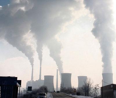 centrales au charbon