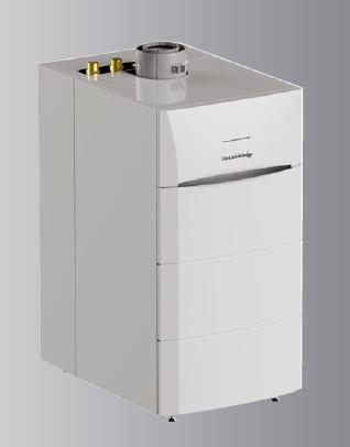 Chaudière gaz à condensation IX de 50 à 110kw
