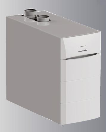 Chaudière gaz à condensation IX de 130 à 250kw