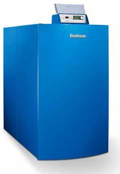 Chaudière gaz condensation Logano Plus GB402