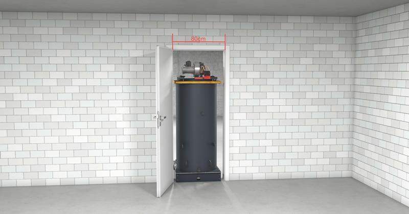 chaudière ultragas 2 Hoval TurboFer