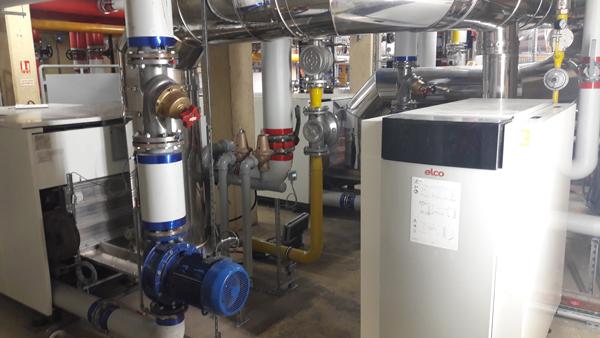 Chaudière gaz à condensation TRIGON® XL