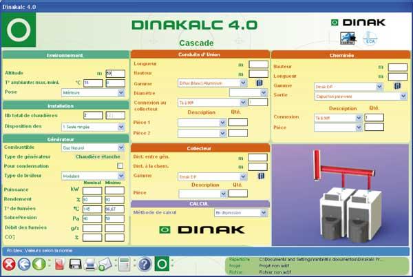 Dinakalc 4.0