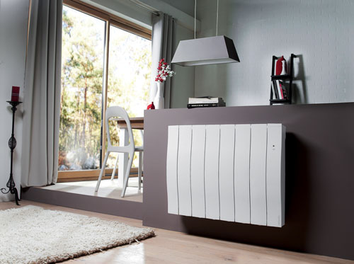 radiateur chaleur douce inertie pilotage intelligent. Black Bedroom Furniture Sets. Home Design Ideas