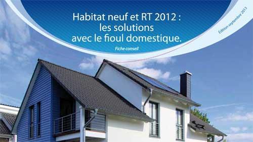 habitat neuf rt 2012