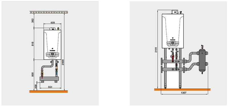 séparateur hydraulique
