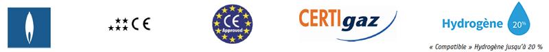 Accea labels certifications