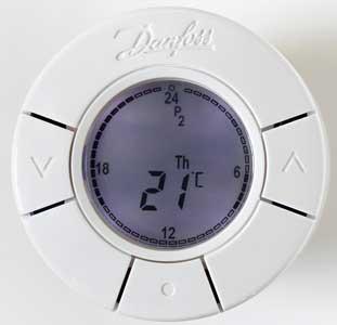 tête thermostatique living eco