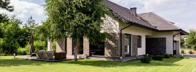 Maison avec eco solutions