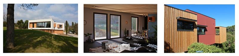 Nilan chauffage logement bioclimatique
