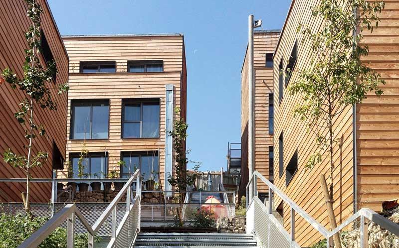 logements participatifs chauffage qai