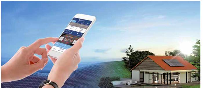 stockage énergie verte smartphone