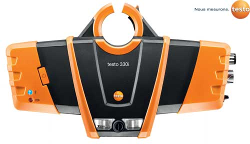analyseur combustion testo 330i