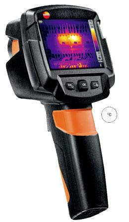 caméra thermique testo 870