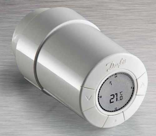 tête thermostatique living eco