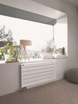 Nouvelle gamme de ventilo radiateurs nova neo for Radiateur electrique basse consommation