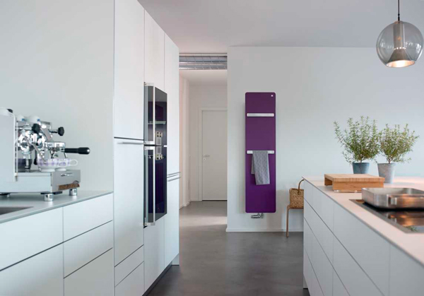 radiateur sèche-serviettes Zehnder Vitalo Bar