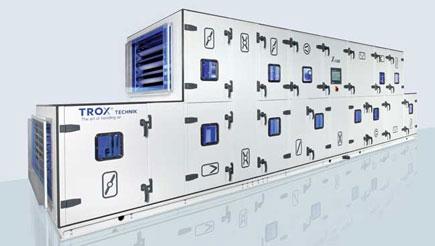 centrale traitement air X-CUBE