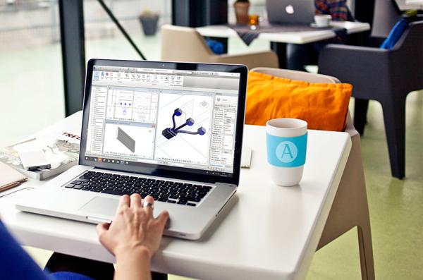catalogue de produits modélisés en 3D Airzone