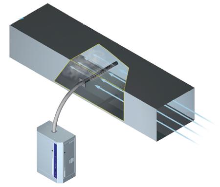 humidificateur électrique SKE