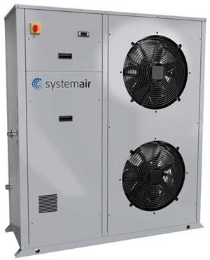 Groupe froid SYSCROLL Air Evo 20-30