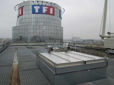 TF1 tour