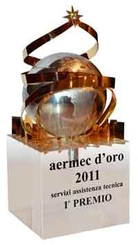 aermec trophees 2011