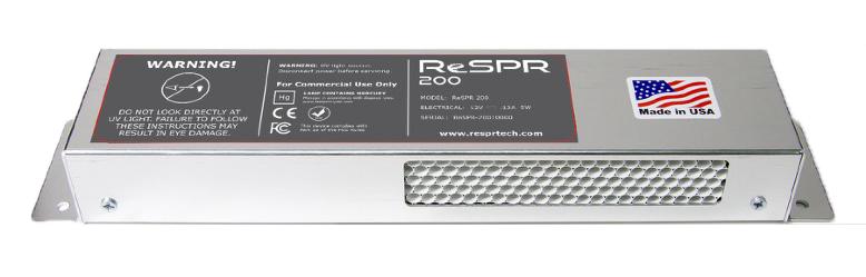 ReSPR 200 climatiseurs
