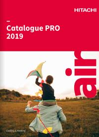 catalogue Hitachi 2019