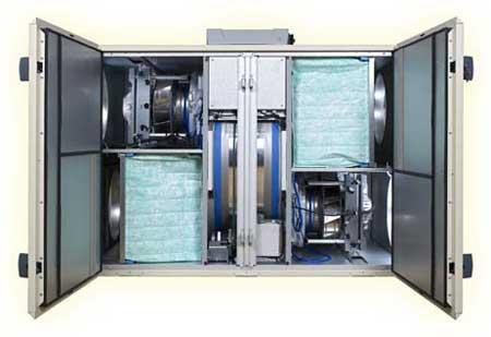 centrale de traitement air