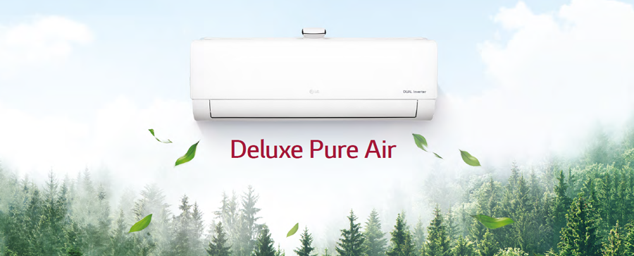 Deluxe Pure Air