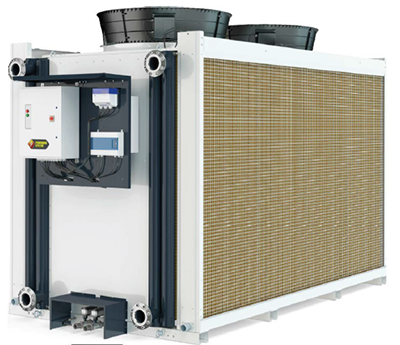 Refroidissement adiabatique Performer System WET